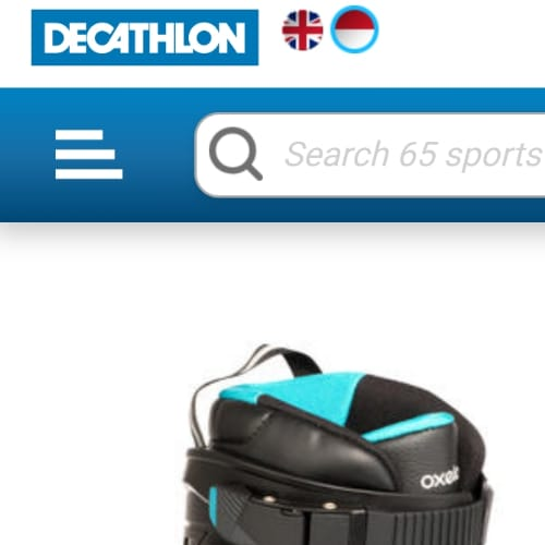 Decathlon Indonesia - Oxelo Skates