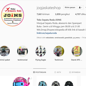 Jogja Inline Skate Shop (JOINS)